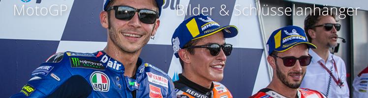 MotoGP + Wandbilder