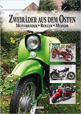 Zweiräder aus dem Osten (Motorräder, Roller, Mopeds)