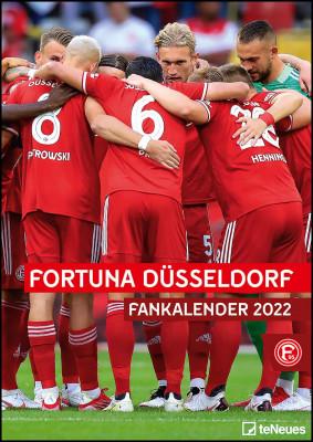 2022 Fankalender »Fortuna Düsseldorf «