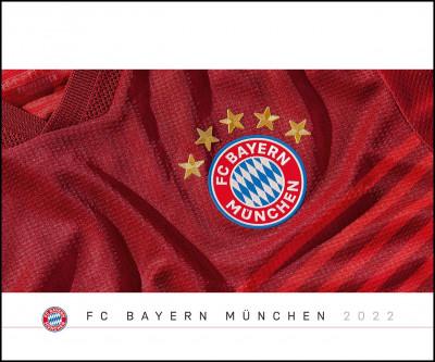 2022 Kalender »FC Bayern München Wandkalender «