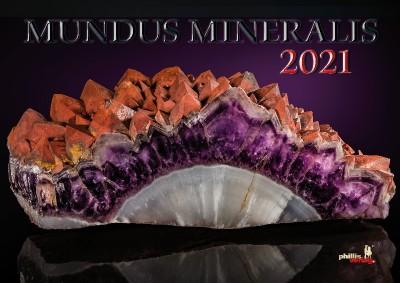 2021 Kalender »MUNDUS MINERALIS« GRATISVERSAND!