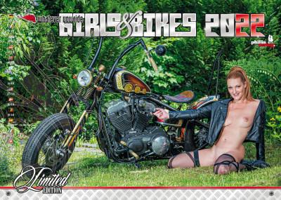 2022 Kalender »Girls & Bikes«