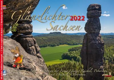 2022»Glanzlichter Sachsen« - inkl. Gewinnspiel!!