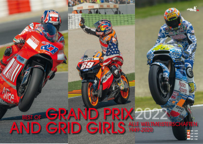 »GRAND PRIX and GRID GIRLS 2022«