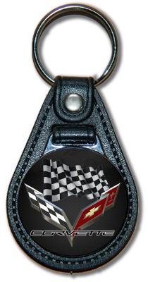 Schlüsselanhänger Corvette