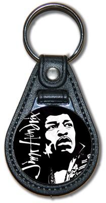 Schlüsselanhänger Jimi Hendrix