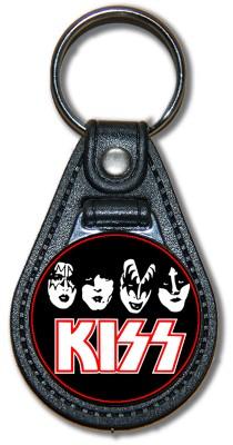 Schlüsselanhänger Kiss