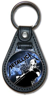 Schlüsselanhänger Metallica