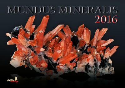 2016 Kalender »MUNDUS MINERALIS«