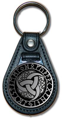 Schlüsselanhänger Das dreifache Horn von Odin