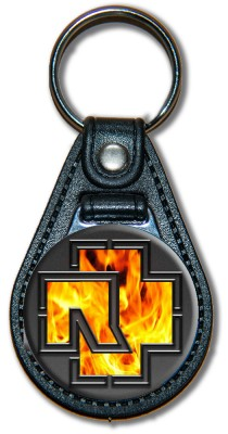 Schlüsselanhänger Rammstein_2_großes Logo