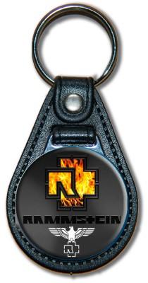 Schlüsselanhänger Rammstein_kleines Logo