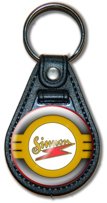 Schlüsselanhänger Simson (2) Logo