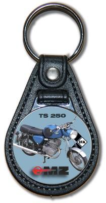 Schlüsselanhänger MZ (TS 250) - Neu