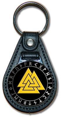 Schlüsselanhänger Valknut