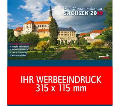 2019 Werbeplaner »Sachsen«