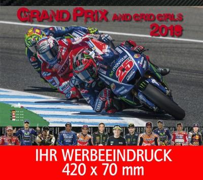 2019 Werbekalender »GRAD PRIX and Grid Girls«