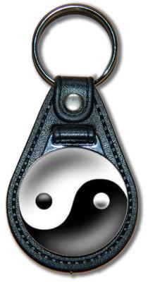 Schlüsselanhänger YinYang_02_klassisch