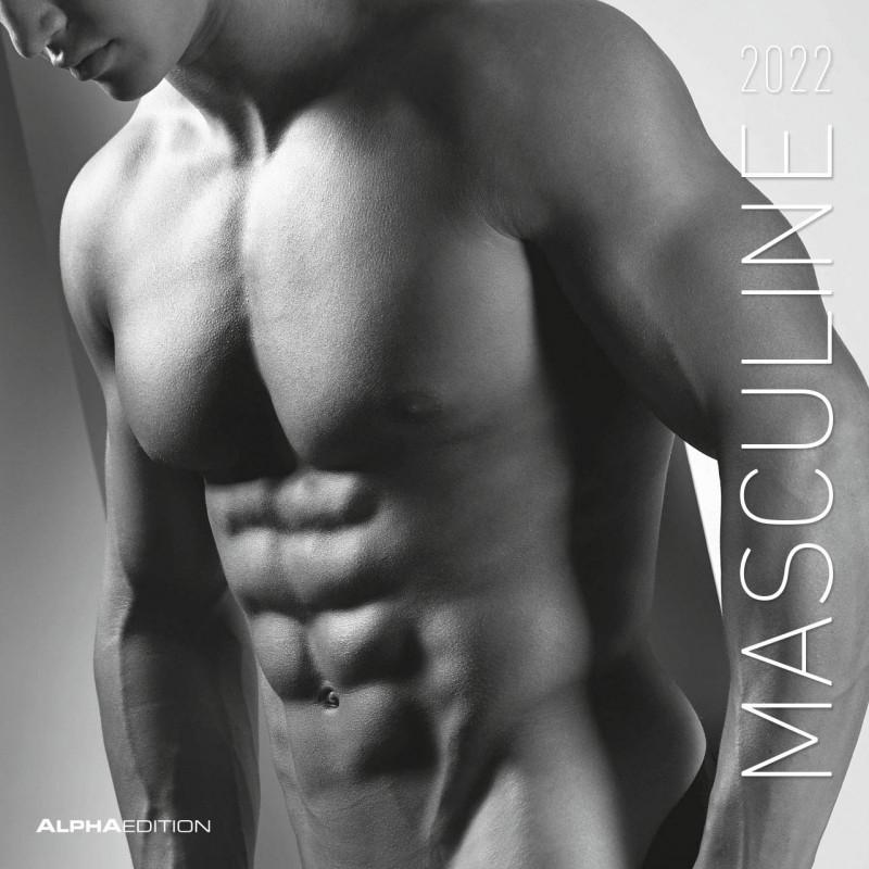2022 Kalender »Masculine«