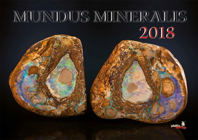 2018 Kalender »MUNDUS MINERALIS«