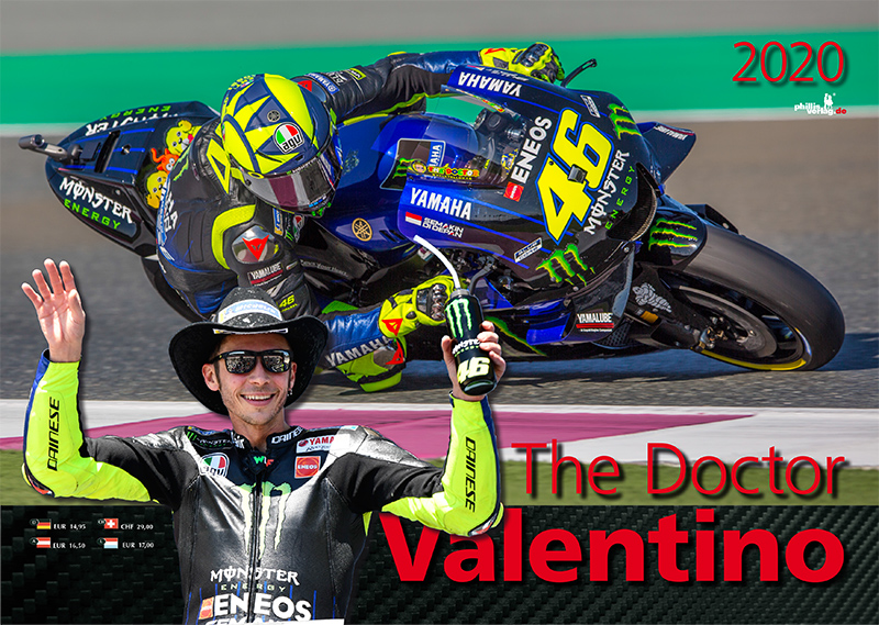 »The Doctor Valentino 2020«