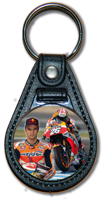 Schlüsselanhänger Dani Pedrosa
