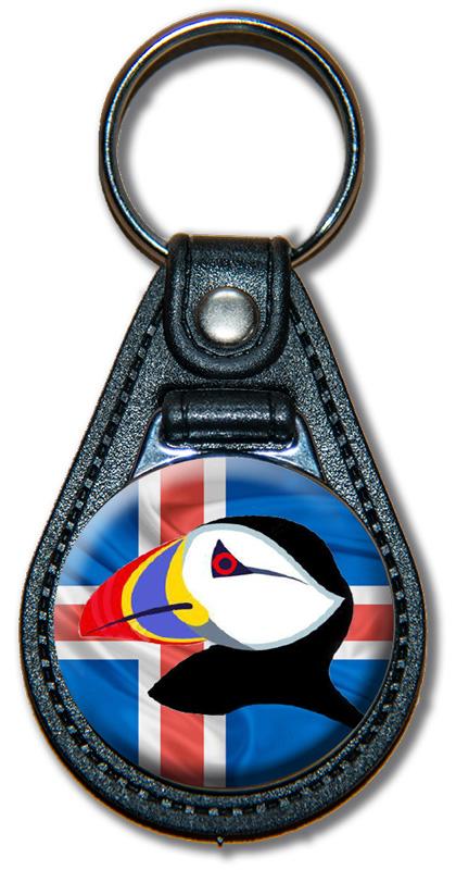 Schlüsselanhänger Island
