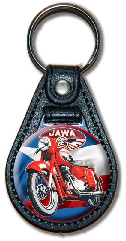 Schlüsselanhänger Jawa