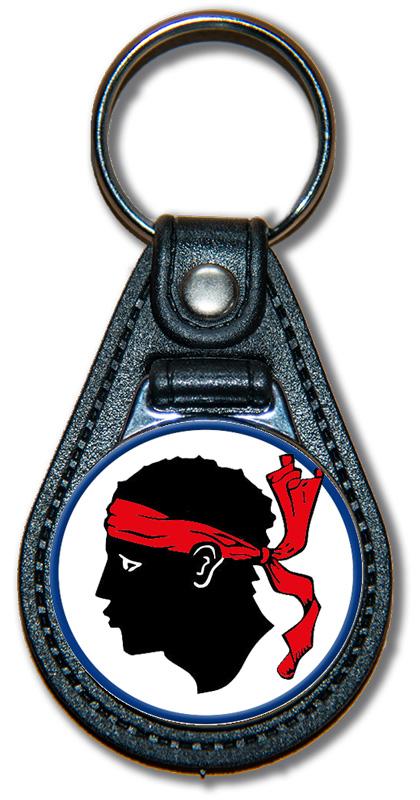 Schlüsselanhänger Korsika