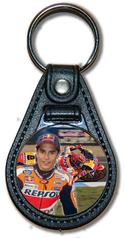 Schlüsselanhänger Marc Marquez