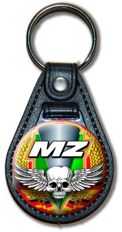 Schlüsselanhänger MZ_Schädel