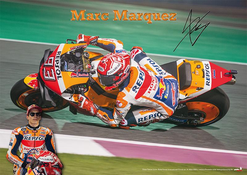 Marquez Plakat 2019