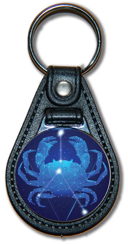 Schlüsselanhänger Sternzeichen Krebs