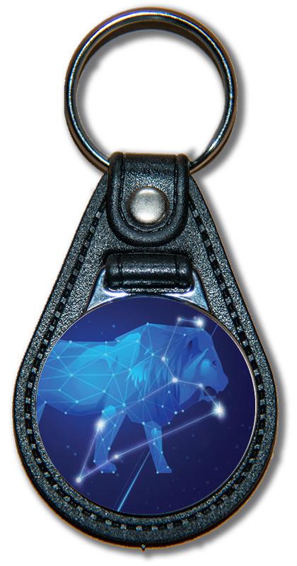 Schlüsselanhänger Sternzeichen Löwe_01