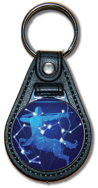 Schlüsselanhänger Sternzeichen Schütze