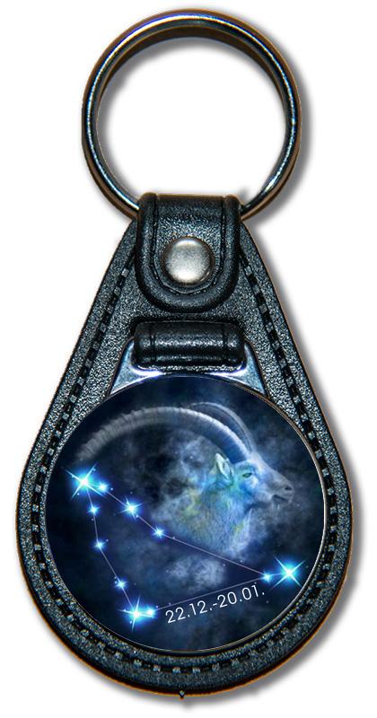 Schlüsselanhänger Sternzeichen Steinbock (Bild)