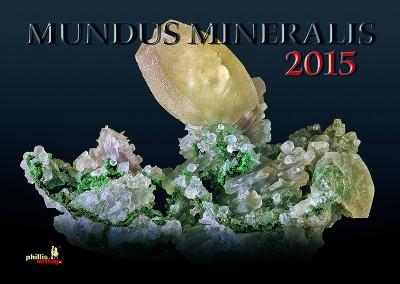 2015 Kalender »MUNDUS MINERALIS«
