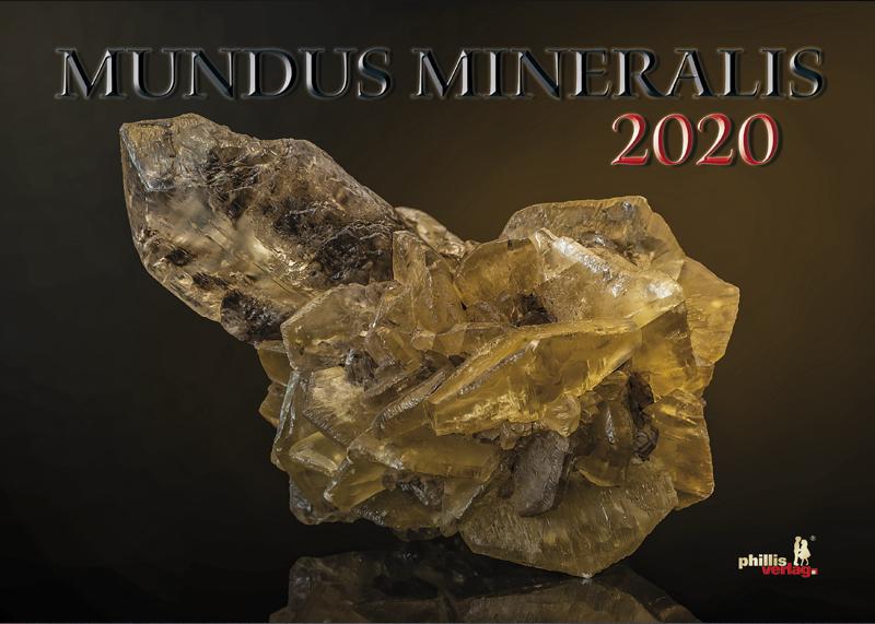 2020 Kalender »MUNDUS MINERALIS«