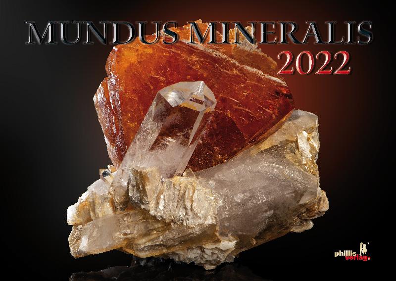 2022 Kalender »MUNDUS MINERALIS«