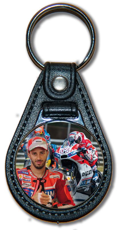 Schlüsselanhänger Andrea Dovizioso