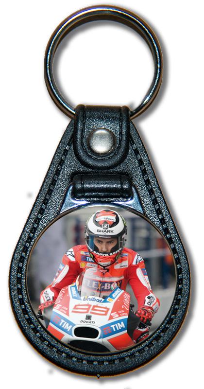 Schlüsselanhänger Jorge Lorenzo