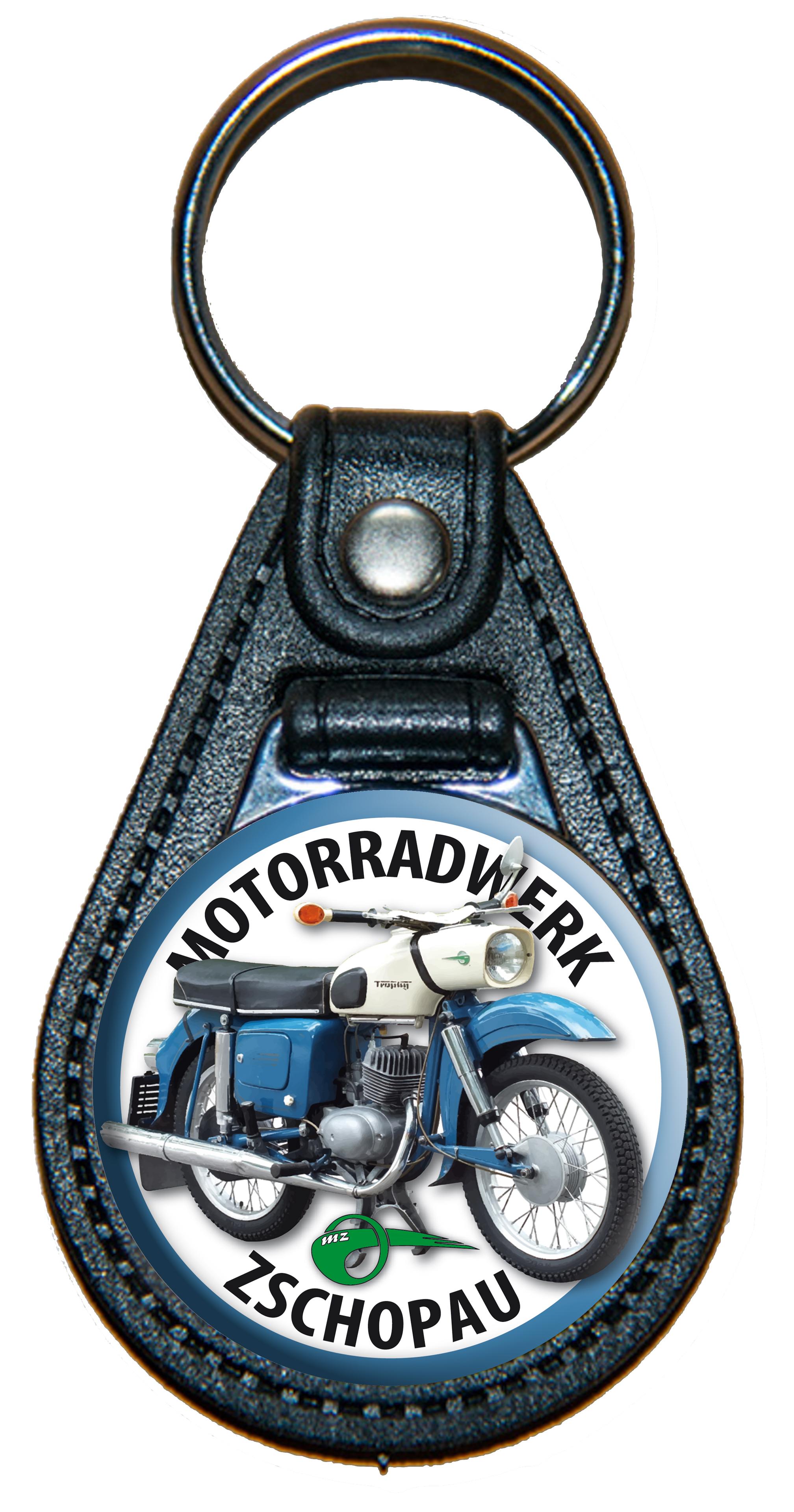 Schlüsselanhänger MZ-Motorradwerk Zschopau