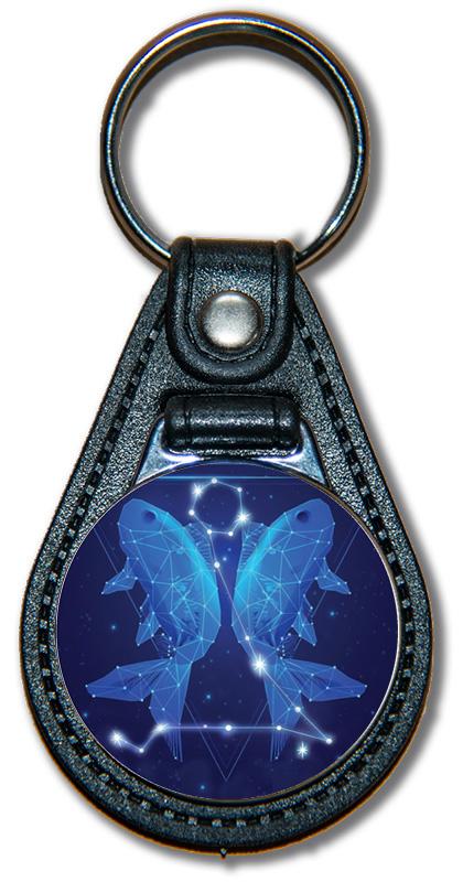 Schlüsselanhänger Sternzeichen Fische
