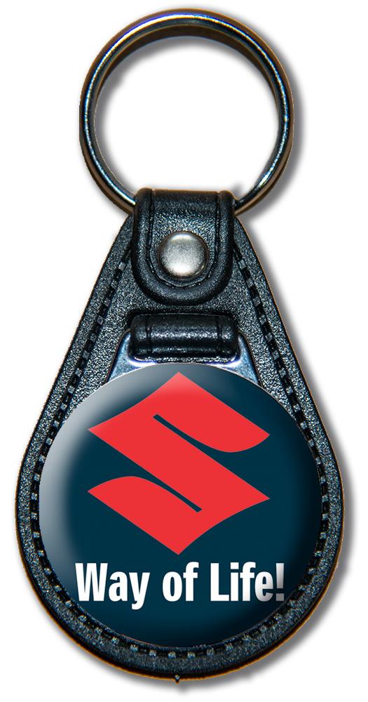Schlüsselanhänger Suzuki - Way of Life!