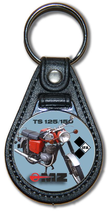 Schlüsselanhänger MZ (TS 125/150)
